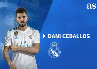 Official: Dani Ceballos signs for Real Madrid