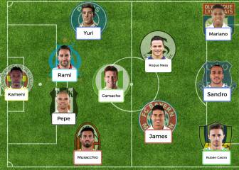 An XI of players who left Spain's LaLiga this summer