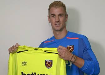 Guardiola sigue sin contar con Hart: cedido al West Ham