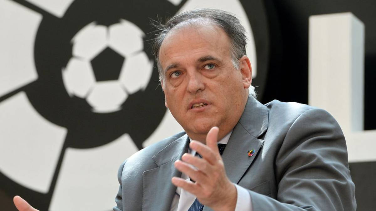 LaLiga chief, Tebas, not shocked by Villar anti-corruption arrest