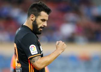 Besiktas open talks with Valencia for Álvaro Negredo