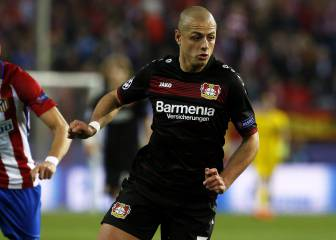 West Ham agree to meet Chicharito's 14M buy-out fee
