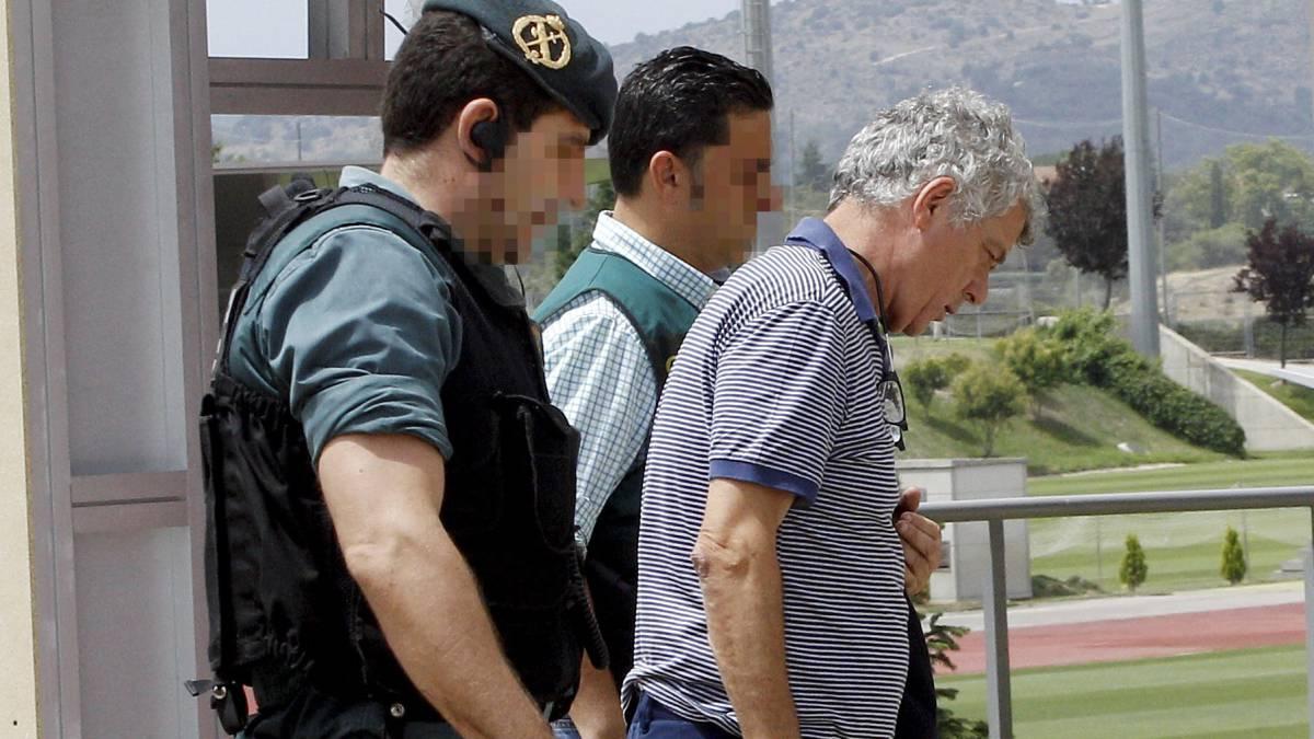 El auto de detención de Villar: fondos, tratos de favor...