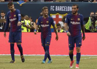 Neymar makes Valverde's debut twice as sweet