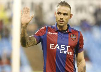 Blow for Levante as Roger Martí ruled out for six months