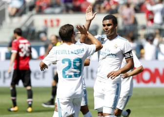 Casemiro: 'Neymar would be welcome at Madrid'