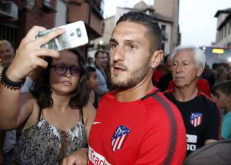 Koke: 'The Atleti staff have got stuck in to us, but it's necessary'