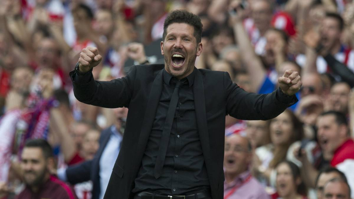 Atlético and Diego Simeone agree contract extension