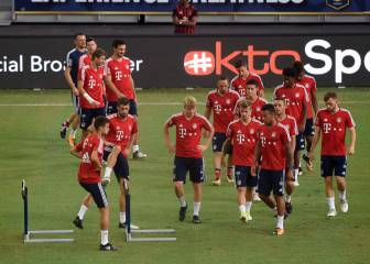 Bayern-Inter en directo online: International Champions Cup