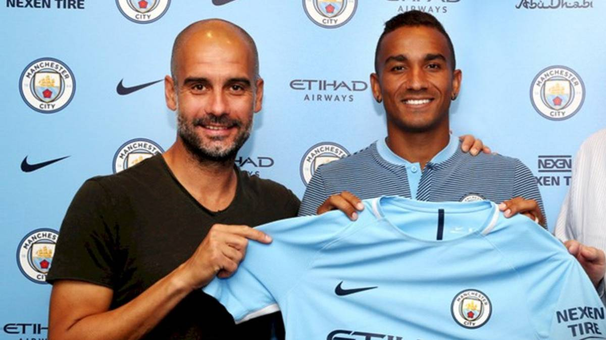 "Danilo: ""Zidane tried to persuade me to stay at Real Madrid"""