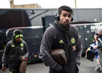 Atletico's lack of movement stirs Diego Costa interest