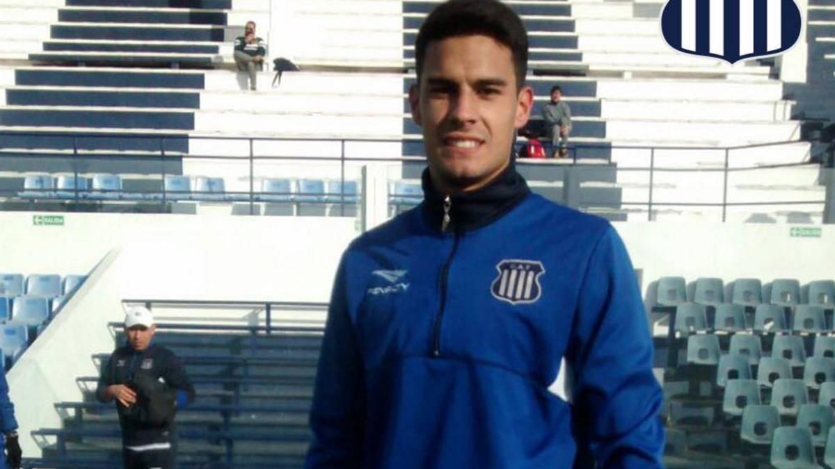 El lateral derecho Cotugno ya está en Oviedo para firmar