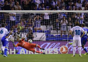 Keylor Navas vindicates Zidane's faith