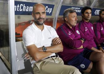 Guardiola espera seguir en el City