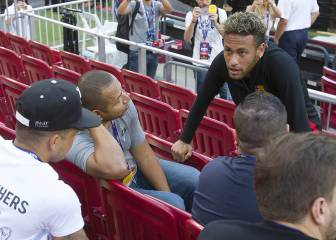 Neymar event in China cancelled, his inner circle deny it was due to take place
