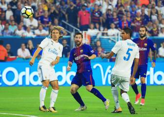 Piqué decides off-the-chain Clásico in Miami