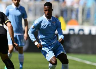 Juve make opening bid of €15 million for Lazio's Keita Baldé