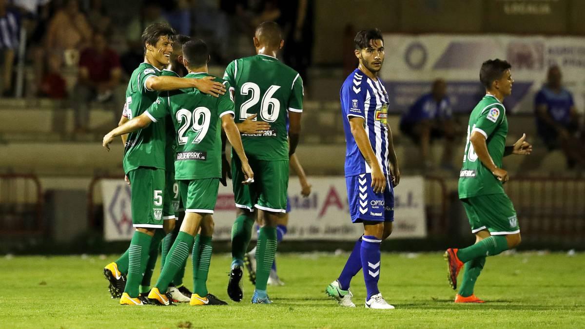 Rubén Pérez y Arribas mantienen invicto al Leganés