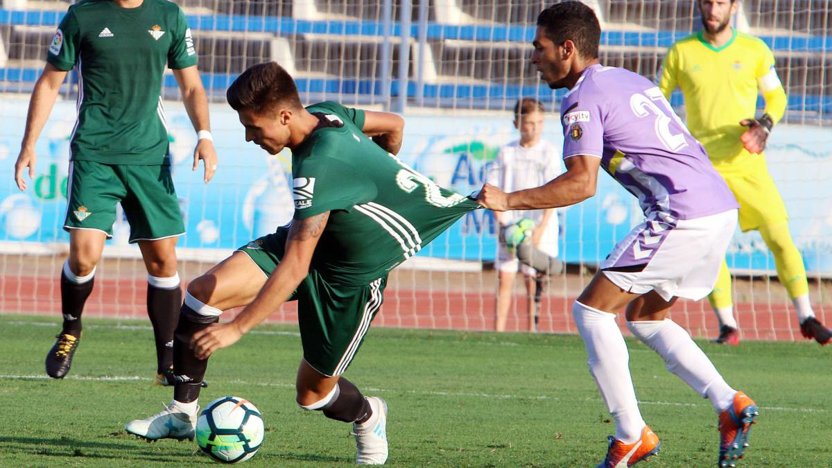 El Betis, impotente ante un Valladolid que sigue invicto
