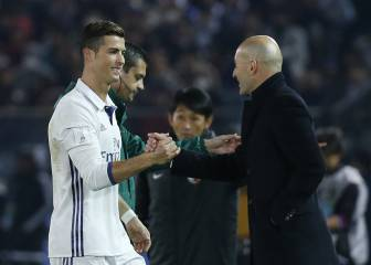 Cristiano Ronaldo's absence shows his importance to Zidane