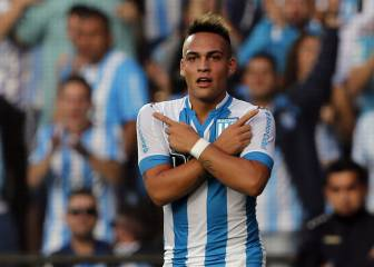 Atlético and Monaco to do battle over Lautaro Martinez