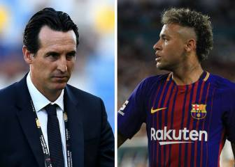 Neymar arrival will alter Unai Emery's tactical blueprint