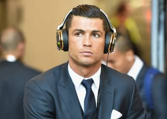 Cristiano Ronaldo appears in court on tax fraud allegations
