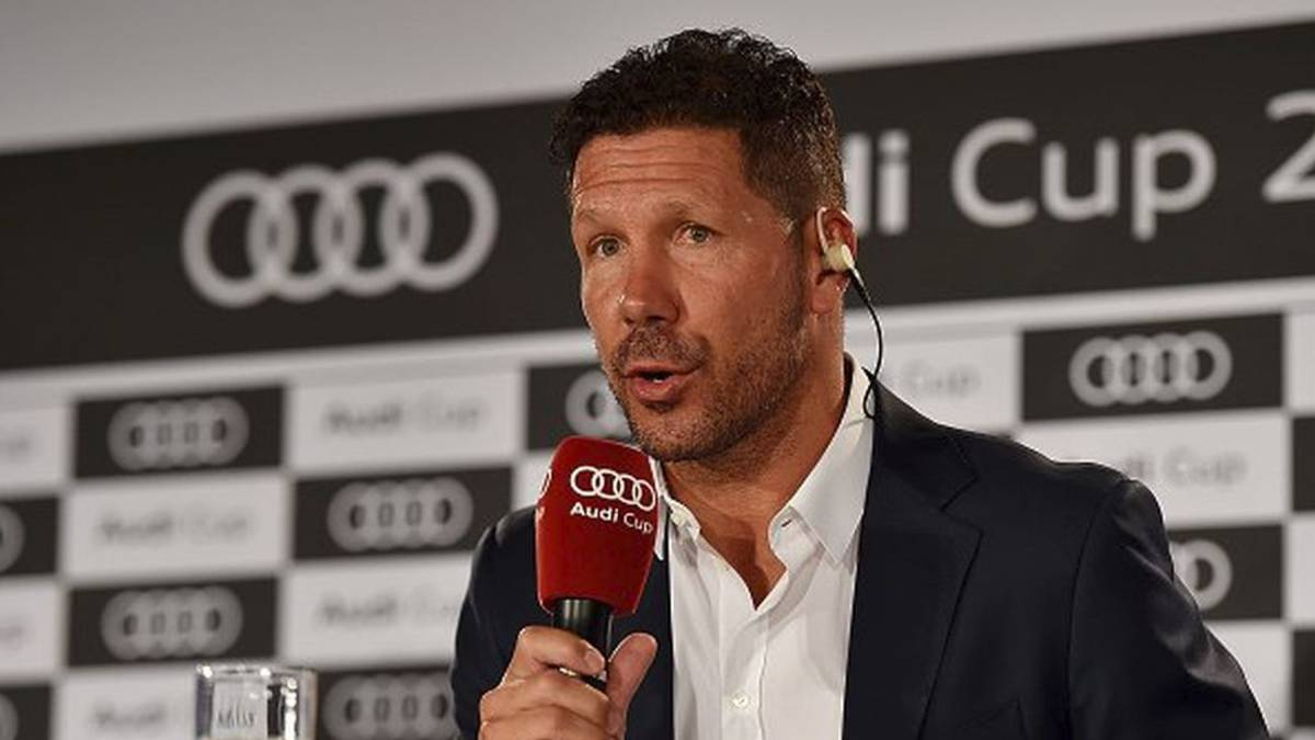 Diego Simeone talks Diego Costa, Griezmann, and his future