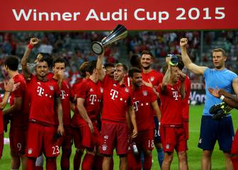 All you need to know about the Audi Cup