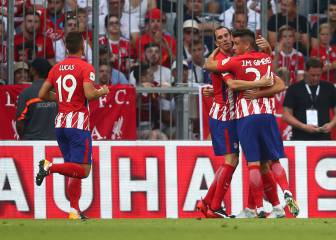 Oblak blots out Napoli as Atlético advance to the final