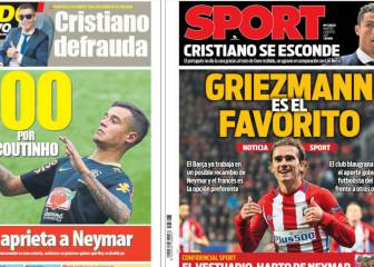 Two plus two equals Griezmann to Camp Nou