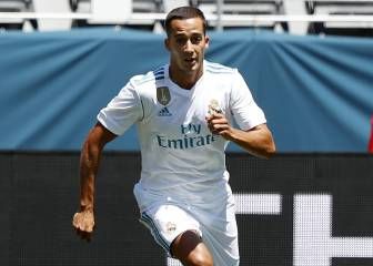 Monchi wants Lucas Vázquez at Roma if he can't get Mahrez