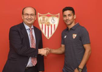 Jesús Navas returns to Sevilla
