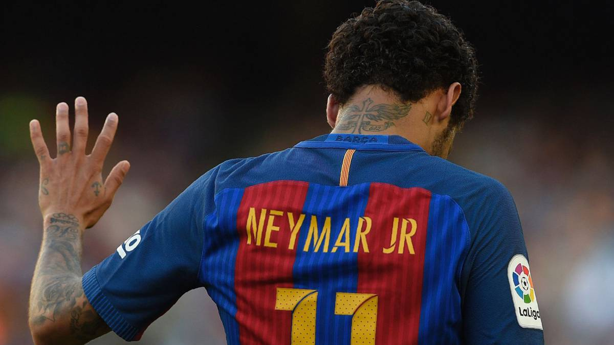 Barça give Neymar green light to leave if clause is paid in full