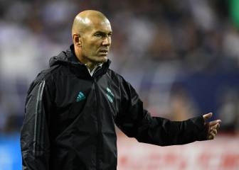 "Zidane: ""If you don't win one of four games, something's wrong"""