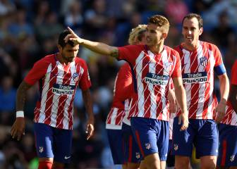 Brighton 2-3 Atlético: in pictures