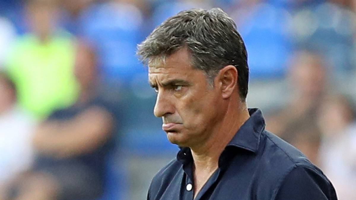 Míchel collides with Al-Thani as Malaga decision makers disagree on Javi Garcia
