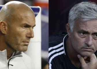 Zidane and Mourinho planning their Super Cup line-ups