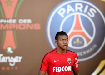 Mbappé: PSG preparing another splash for Monaco forward