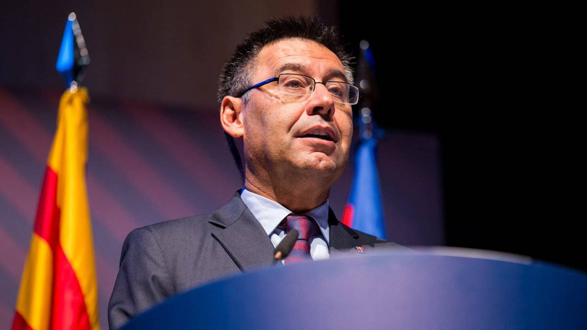 "Bartomeu: ""No player is above Barça; Neymar is history"""