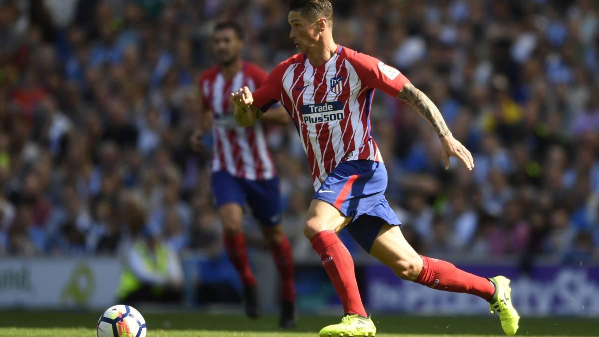 Fernando Torres contra el Brighton