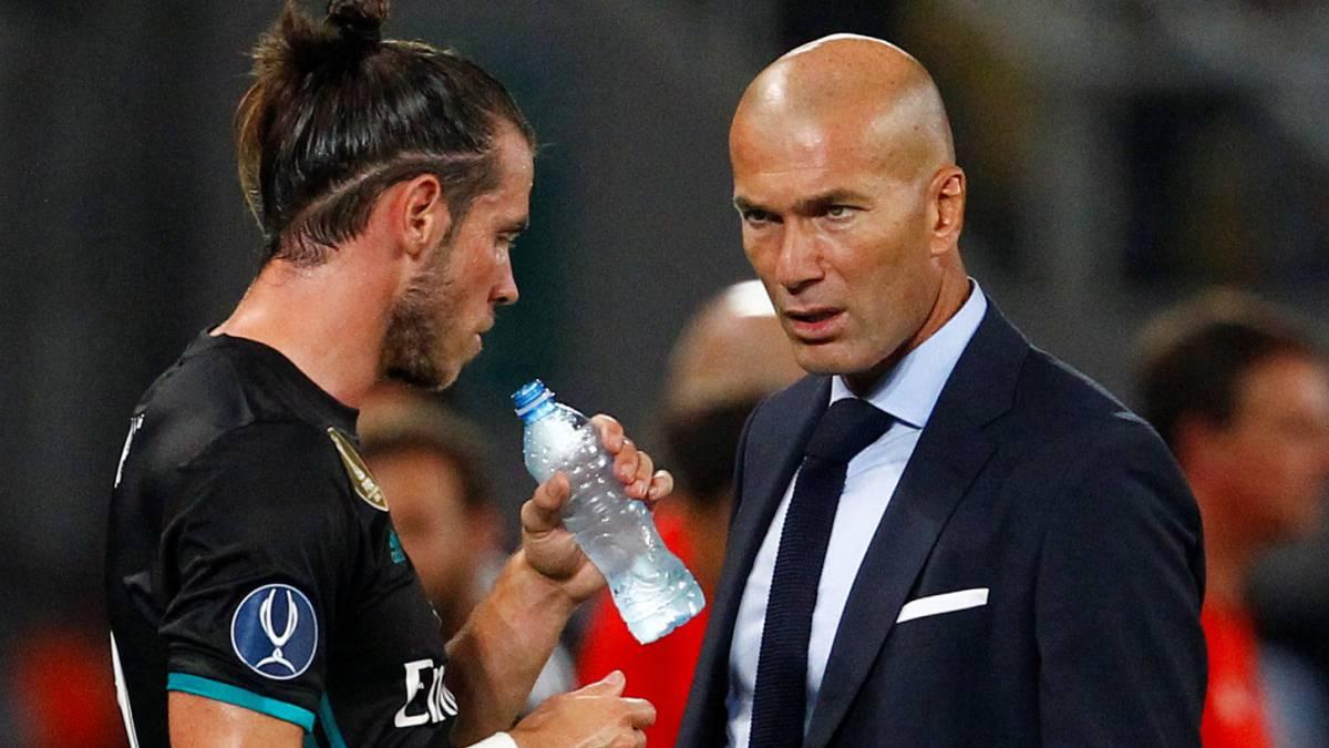 """Bale: """"¿El Madrid? Hablamos y están contentos con todo..."""""""