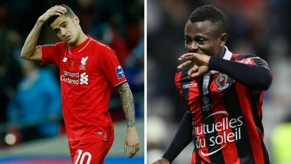 "Barcelona chiefs ""in UK to seal Coutinho"", Seri efforts stepped up"