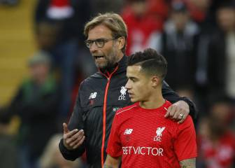 Klopp insists that Liverpool will not sell Coutinho