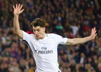 El Real Madrid se interesa por Meunier, lateral del PSG