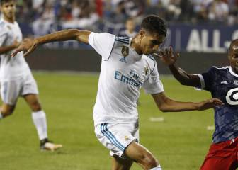 Achraf in limbo as Real Madrid look for Carvajal back-up