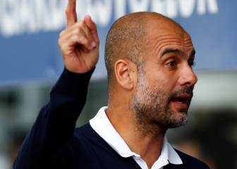 Guardiola says current spending in football is unsustainable