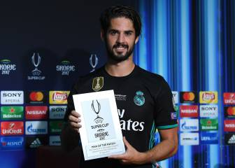 Isco has signed his new Real Madrid contract