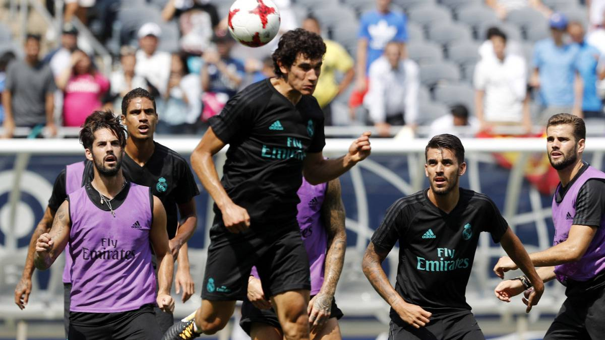 Jesús Vallejo out with muscle injury, Real Madrid confirm