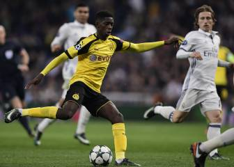 Madrid to offer players to Dortmund as part of Dembélé deal